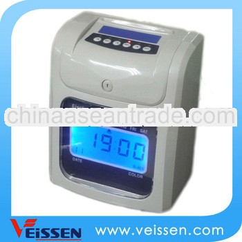 Australia Top selling world time clock timesheet from Chinese factory
