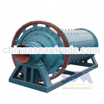 SBM ball mill and classifier powder CE Certification with high quality and capacity