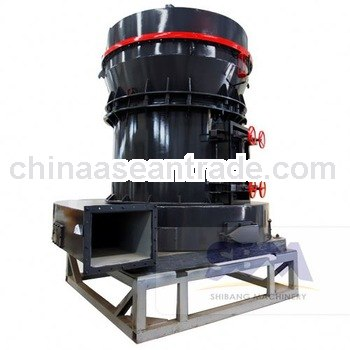 SBM central machinery grinder with high quality and capacity