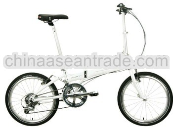 light weighted folding bike