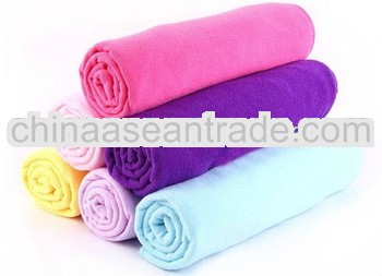 "multi-color 27""x55""microfiber bath towel"