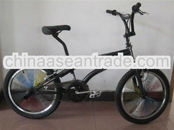 new design 360 degree rotation bmx bicycle
