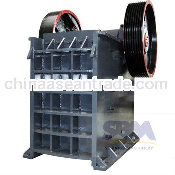 SBM Feldspar crusher for quarry with high quality