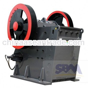 SBM PEW barite with high capacity and low price