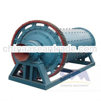 SBM ball crusher CE Certification with high quality and capacity