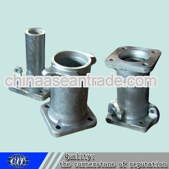 WCB cast steel resin sand casting for valve part valve body
