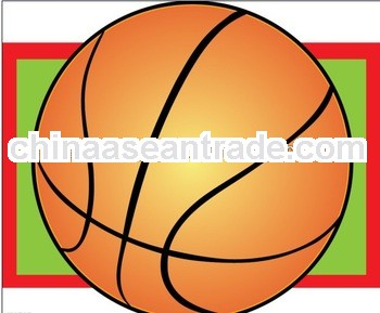 custom logo basketball