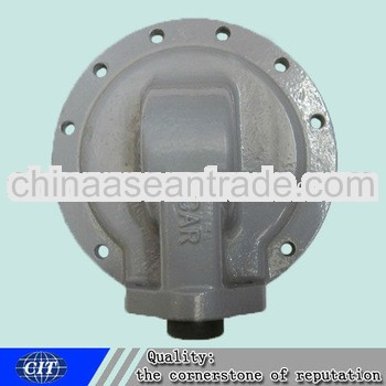 ductile iron resin sand casting for valve parts valve body casting valve cover